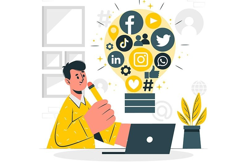 5 Λάθη που κάνουμε στα social media